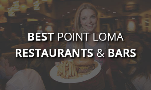 Best Point Loma restaurants and bars